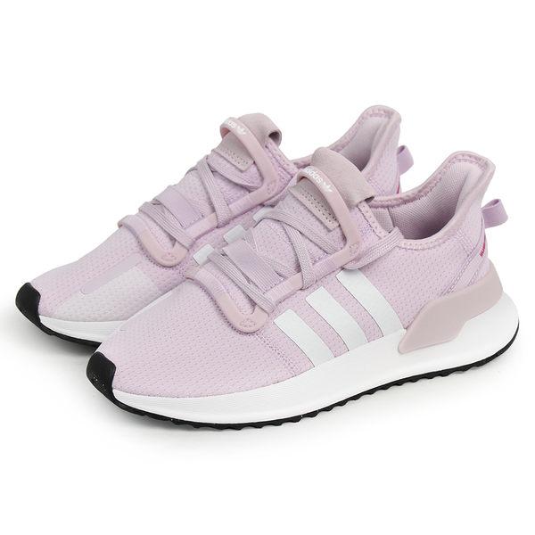 ADIDAS 女 U_PATH RUN J  經典復古鞋 - G28112