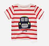優貝宜 兒童t恤短袖嬰兒衣服寶寶童裝上衣男女童洋氣體恤 安妮塔小舖