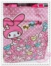 ♥小花花日本精品♥ Hello Kitty 美樂蒂Melody提袋手提袋外出袋便當袋坐姿小兔子愛心 42011101