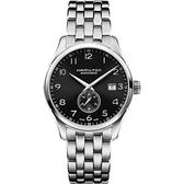 Hamilton 漢米爾頓 JAZZMASTER 小秒針機械腕錶 H42515135