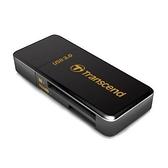 新風尚潮流 創見 多功能讀卡機 【TS-RDF5K】 RDF5 USB 3.0 兩年保固