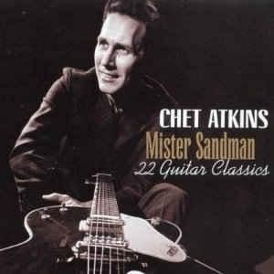 【停看聽音響唱片】【CD】查特亞金斯:睡魔先生/22首吉他經典珍藏品