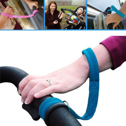 [寵樂子]《寵物推車用安全帶》當您的手離開車能安全 - 顏色隨機出貨