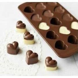 【發現。好貨】廚房創意用品 愛心冰格 15格小愛心模具 巧克力模具果凍模具