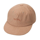 HURLEY 配件 NOT TODAY WOOL HAT 棒球帽-橘