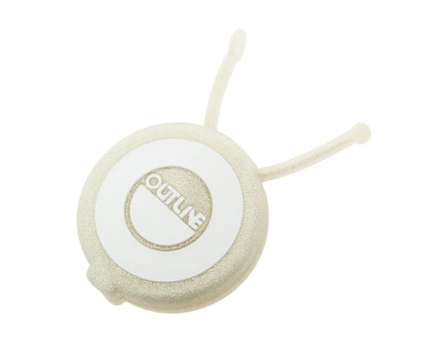 【OUTLINE】Circle Multi Case GlitterWhite 飛鏢配件 DARTS