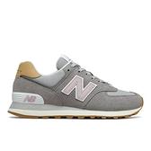 New Balance 女款灰色運動休閒鞋-NO.WL574NA2