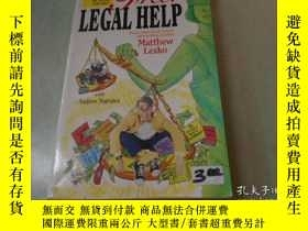 二手書博民逛書店FREE罕見! LEGAL HELP 免費!法律幫助Y20470