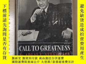 二手書博民逛書店Call罕見to greatness crisis of dem