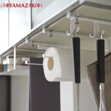 【YAMAZAKI】Plate磁吸式廚房紙巾架