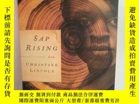 二手書博民逛書店Christine罕見Lincoln :Sap Rising (