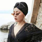 泳帽女長發時尚可愛日系成人加大不勒頭大號女士泡溫泉游泳帽-美物居家館