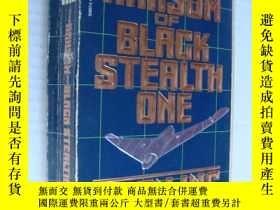 二手書博民逛書店The罕見Ransom of Black stealth one