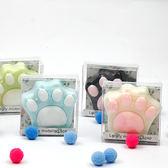 幸福婚禮小物❤可愛熊掌 手工香皂(盒裝)- 一組10入❤二次進場/探房禮/伴娘禮/伴郎禮