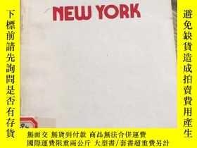 二手書博民逛書店discover罕見america new yorkY31462