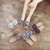 夏季藤草拖鞋男女居家居室內辦公室拖鞋防滑木地板情侶涼席底拖鞋
