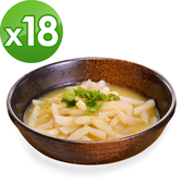 樂活e棧 低卡蒟蒻麵 義大利麵+濃湯(共18份)