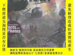 二手書博民逛書店VIETNAM罕見WAR INCREDIBLE FACTS AND PHOTOS 英文原版《越南戰爭 難以置信的真