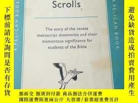 二手書博民逛書店THE罕見DEAD SEA SCROLLS BY J.M.ALL
