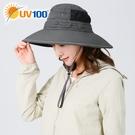 UV100 防曬 抗UV-山林透氣戶外帽