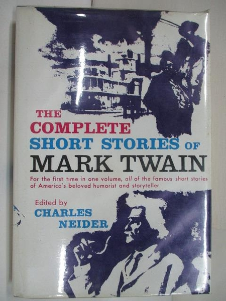 【書寶二手書T1/原文小說_BX5】The Complete Short Stories of Mark Twain
