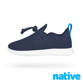native 小童鞋 APOLLO MOC 小莫卡辛鞋-海軍藍x貝殼白
