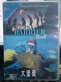 挖寶二手片-L14-040-正版DVD*紀錄【大堡礁】-國語發音/無字幕