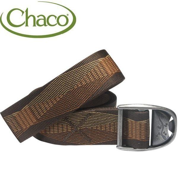 【速捷戶外】美國 Chaco CH-CB009 雙面圖騰開瓶器腰帶(梭織木紋), 休閒腰帶