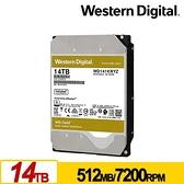 WD 金標 14TB 3.5吋 SATA 企業級硬碟 WD141KRYZ