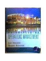 二手書博民逛書店《Principles of Operations Manage