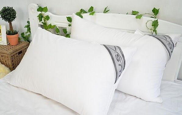 《98%匈牙利鵝絨枕》98/2高絨‧立吋‧【總統套房專用羽絨枕】