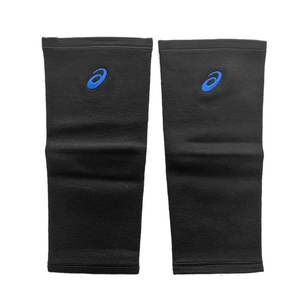 Asics Knee Pads [Z31904-9043] 護膝 長版 排球 巧固球 運動 走路 保護 支撐 透氣 黑紅