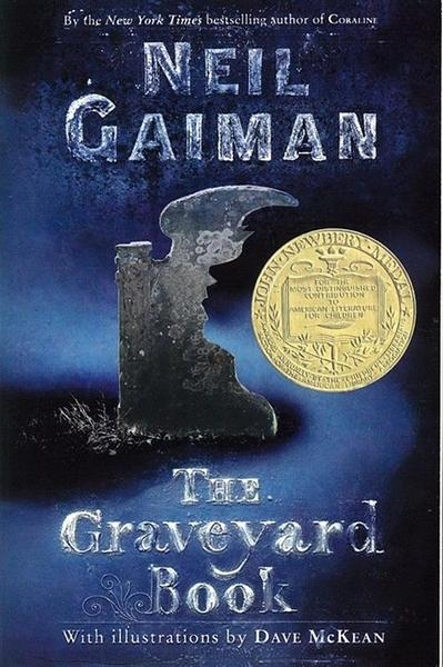 (二手書)Graveyard Book