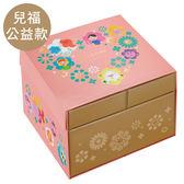 禮坊Rivon-禮坊 x 兒福聯盟 緣夢公益三層禮盒(宅配賣場)
