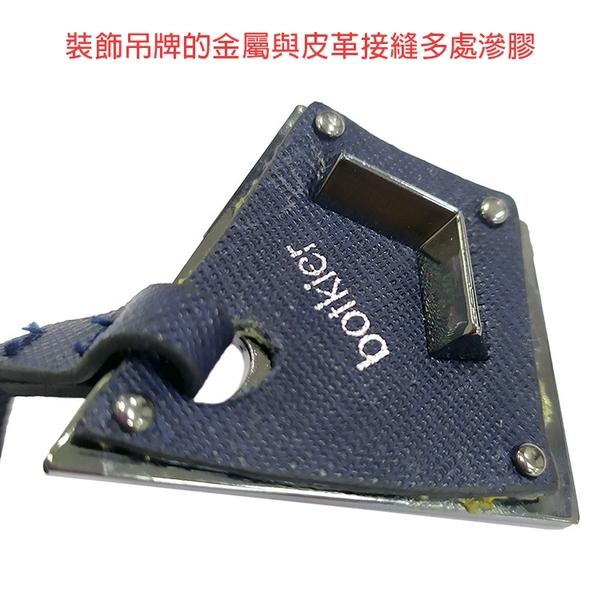 [ NG大放送 ]Botkier防刮皮革手提斜背兩用包(夜藍色)260001-13