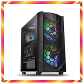 華碩 Z490 十代 i7-10700K RGB水冷 RTX2060 S超顯 RGB透測鋼化玻璃機殼