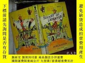 二手書博民逛書店SOUNDS罕見OF LAUGHTERY180897