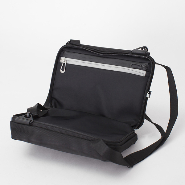 【cote&ciel】AAR BALLISTIC BLACK No.28768 AAR防彈尼龍兩用側背包