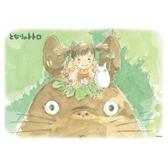 【拼圖總動員 PUZZLE STORY】在龍貓的頭上 日系/Ensky/龍貓/108P