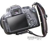 時尚單反相機微單相機通用高檔手腕帶舒適經典皮腕帶手帶相機配件  凱斯盾數位3C