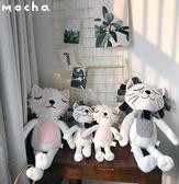 ins娃娃玩偶公仔兒童毛絨玩具生日禮物【步行者戶外生活館】