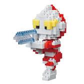 《Nano Block迷你積木》CN-03 超人力霸王╭★ JOYBUS玩具