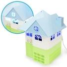 【鼎立資訊】USB-75 房屋造型 USB光觸媒吸入式捕蚊燈