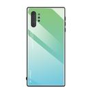 三星Note10手機殼 漸變玻璃S10/S10e/S10 Plus手機 SamSung Note 10 Plus手機殼 三星S8/S9/N8/N9保護套