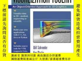 二手書博民逛書店The罕見Visualization Toolkit, Third EditionY364682 Will S
