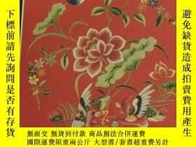二手書博民逛書店Traditional罕見Chinese Textile Des