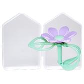COCONORY 手環花朵三合一固齒器-薰衣草紫(COCOCBT-01V)[衛立兒生活館]