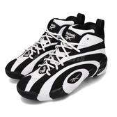 Reebok 籃球鞋 Shaqnosis OG 黑 白 男鞋 年輪鞋 傳奇中鋒 大白鯊 歐尼爾 復刻經典款【PUMP306】 EF3069