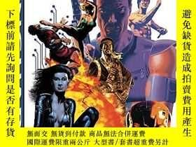 二手書博民逛書店Art罕見of Paul Gulacy: Spies, Vixens, Masters of Kung FuY