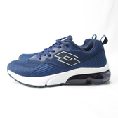 LOTTO NOVA 編織氣墊鞋 慢跑鞋 公司貨 LT9AMR0696 男款 藍【iSport愛運動】